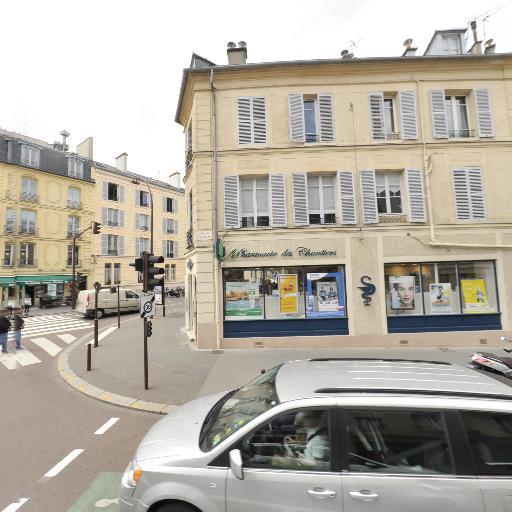Colbeau Héléna - Pharmacie - Versailles