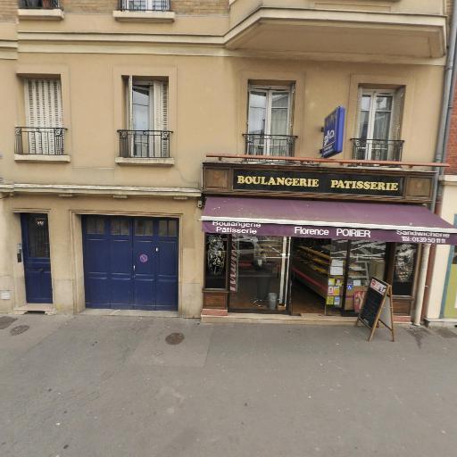 F. Poirier - Boulangerie pâtisserie - Versailles
