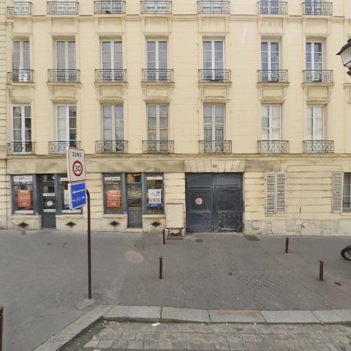 Burgard Michel - Courtier en marchandises - Versailles