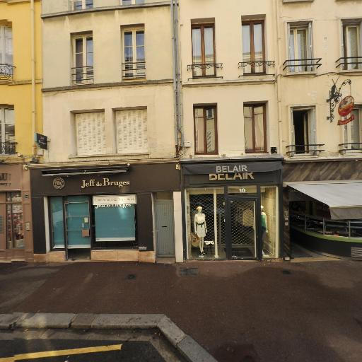 Blanchet Typhaine - Architecte - Saint-Germain-en-Laye