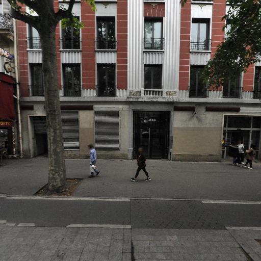 Cercle De La Forme Magenta - Infrastructure sports et loisirs - Paris