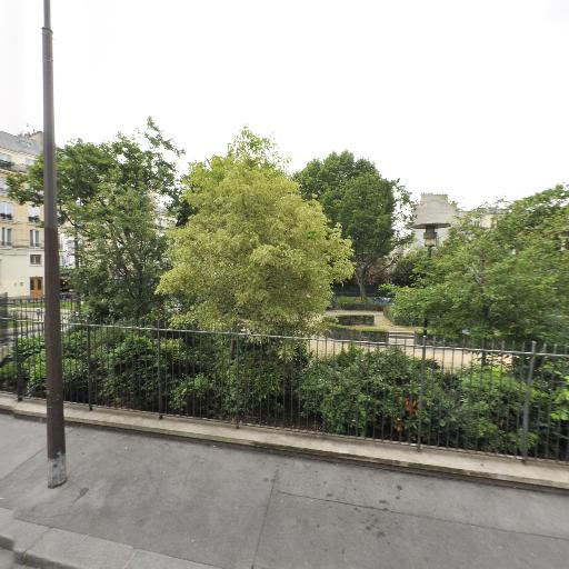 Square Alban Satragne - Parc, jardin à visiter - Paris