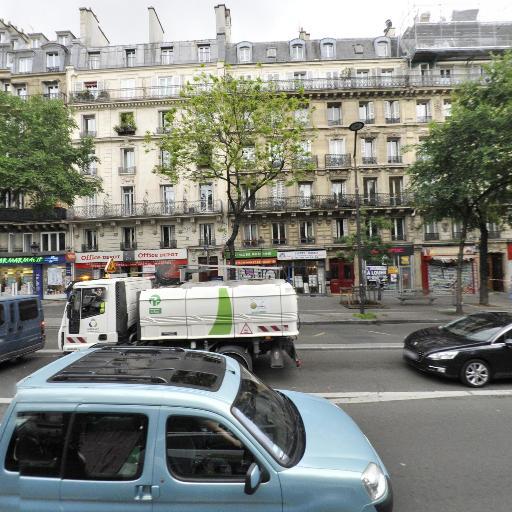 OFFICE DEPOT City Paris 10ème Magenta - Photocopie, reprographie et impression numérique - Paris