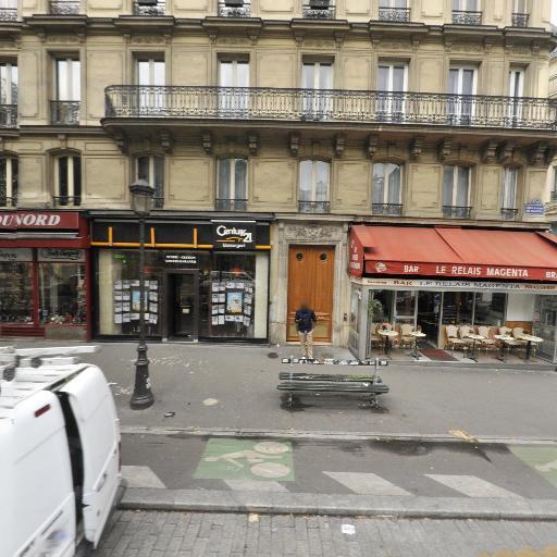 CENTURY 21 Bonsergent - Agence immobilière - Paris