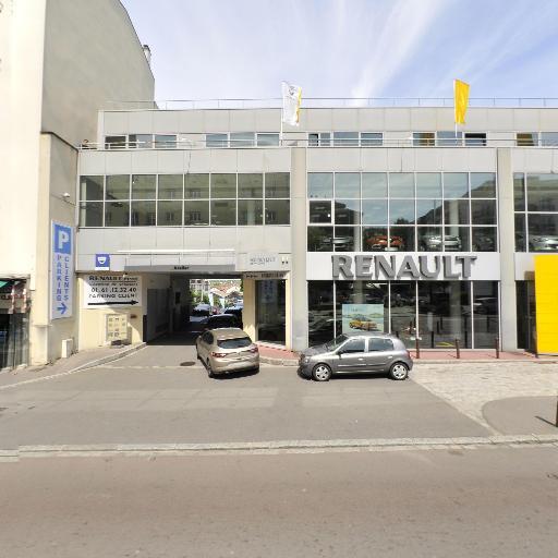Renault - Dépannage, remorquage d'automobiles - Versailles