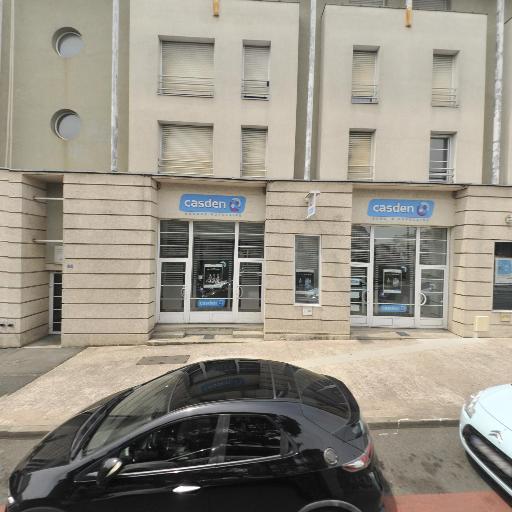 CASDEN Banque Populaire - Banque - Niort