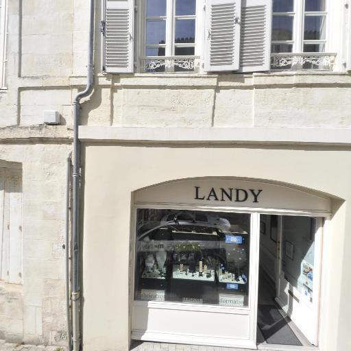 LANDY Bijouterie Joaillerie - Création en joaillerie - La Rochelle