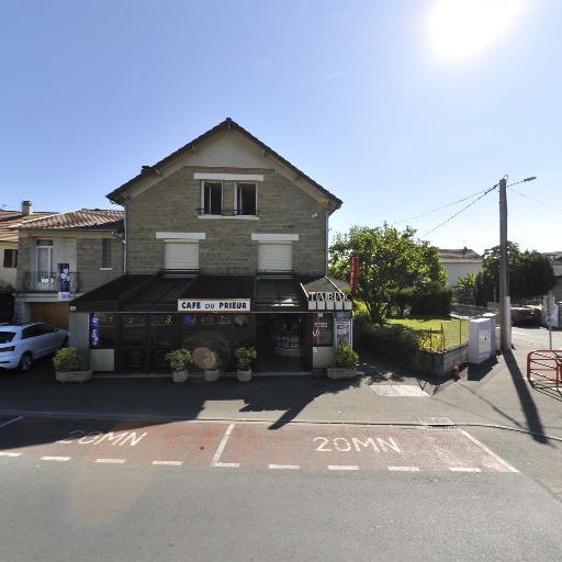 Le Prieur - Café bar - Brive-la-Gaillarde