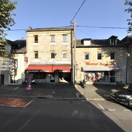 Dussier Regis - Boulangerie pâtisserie - Brive-la-Gaillarde