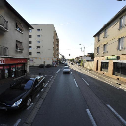 Caisse d'Epargne Brive Ribot - Banque - Brive-la-Gaillarde