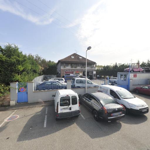 Garage Leader SAS - Casse automobile et pièces détachées - Colmar