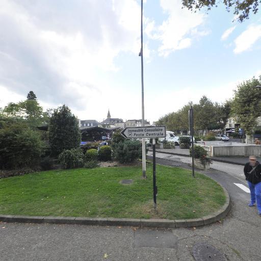 Parking Thiers - Parking - Brive-la-Gaillarde