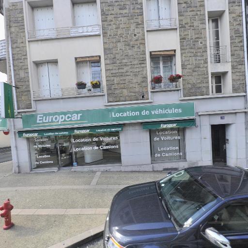 Europcar - Location d'automobiles de tourisme et d'utilitaires - Brive-la-Gaillarde