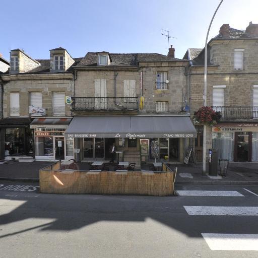 Le Diplomate - Restaurant - Brive-la-Gaillarde