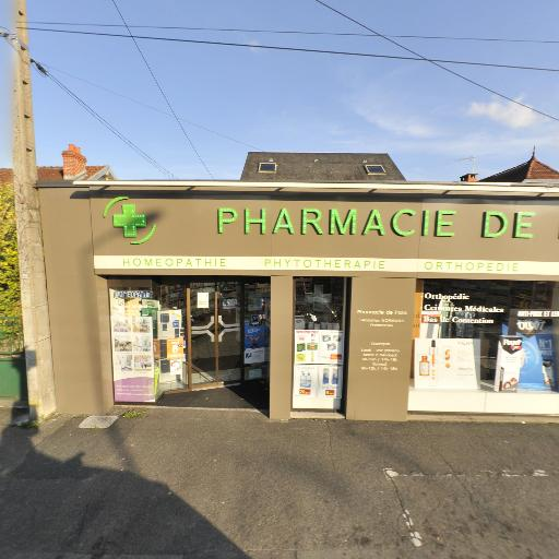 Pharmacie De Paris - Pharmacie - Bourges