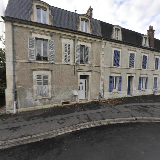 Duquenet pascaline - Marbrier funéraire - Bourges