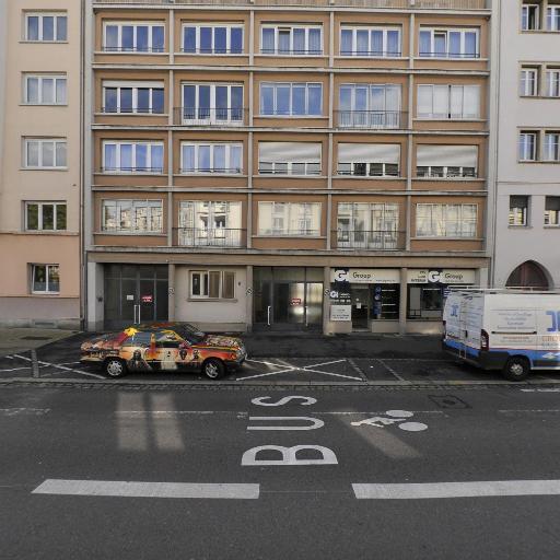 Gan Assurances Deck Eddy Agent Général - Mutuelle - Strasbourg
