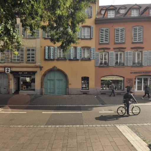Véronique Nouvier - Centre d'amincissement - Strasbourg