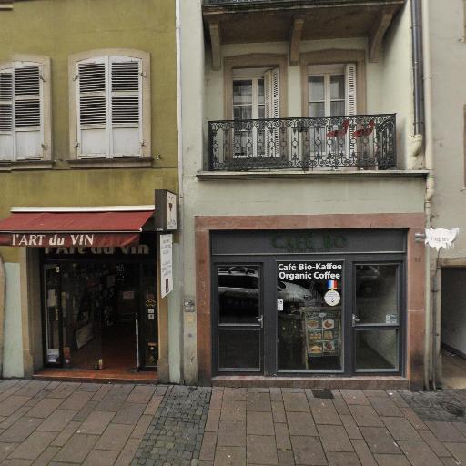 Parking Austerlitz - Parking public - Strasbourg