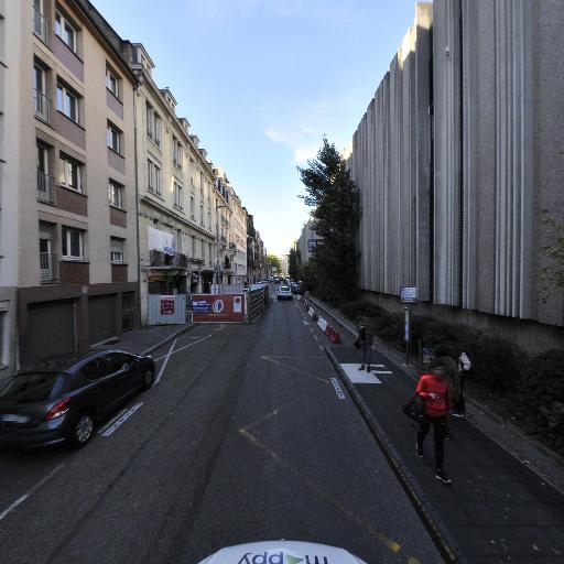 Parcus - Parking - Strasbourg