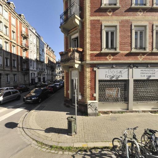 Publima - Signalisation intérieure, extérieure - Strasbourg