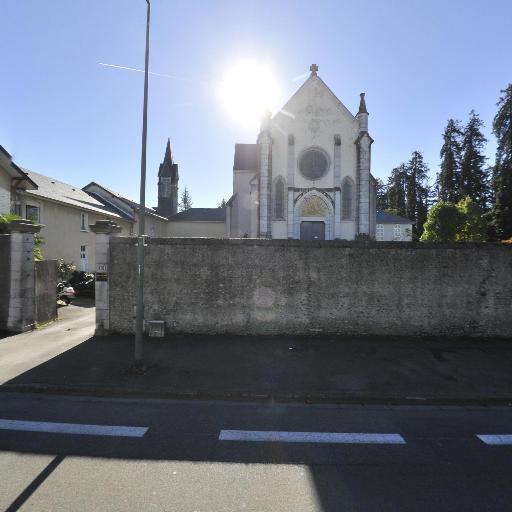 Maison Saint Michel Pères de Betharram - Affaires sanitaires et sociales - services publics - Pau