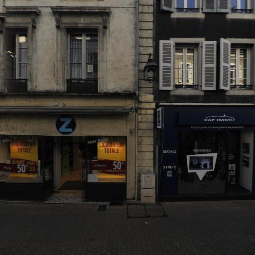 Le Brazza - Bureau de tabac - Pau