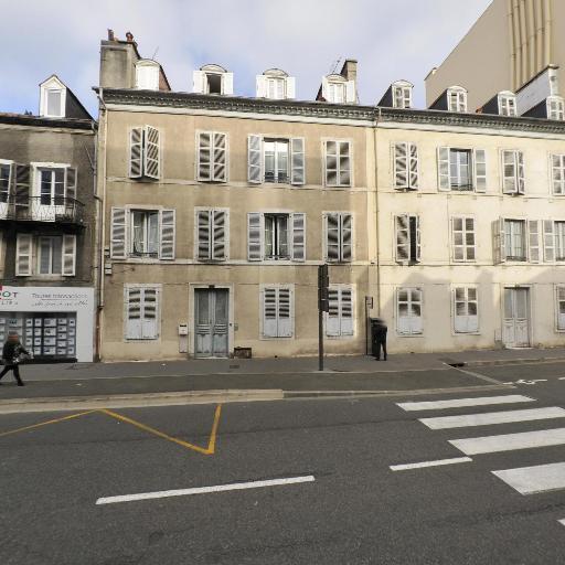 Toussaint Christophe - Formation continue - Pau