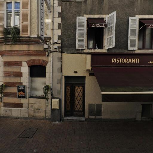 Des Orphelines - Café bar - Pau