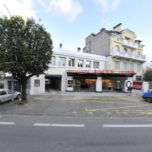 Salon de The Kamok - Boulangerie pâtisserie - Pau