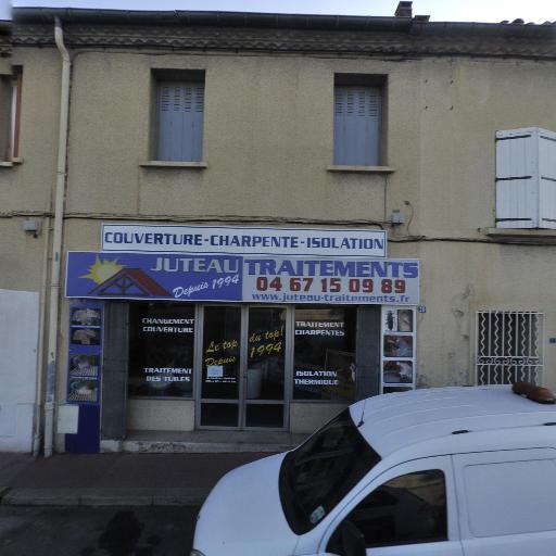 Juteau - Entreprise de couverture - Montpellier