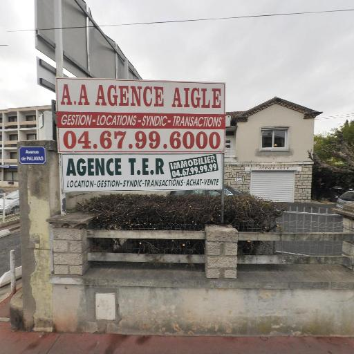 Agence Aigle A.A - Location d'appartements - Montpellier