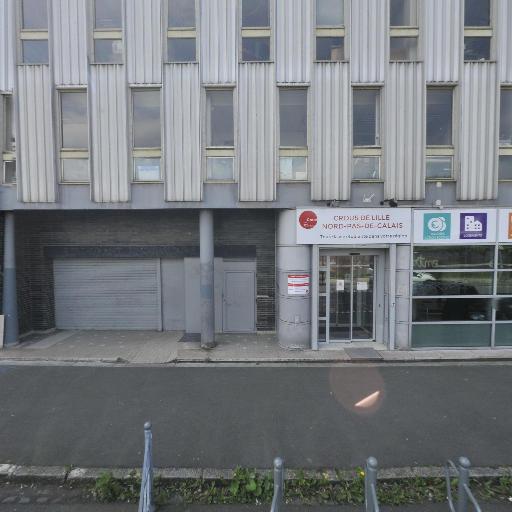 CROUS de Lille Nord Pas de Calais - Enseignement supérieur public - Lille
