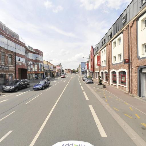 Parking Ibis Lille Lomme Centre (couvert) - Parking public - Lille