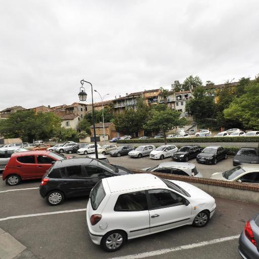 Q-Park Mandoune - Parking public - Montauban