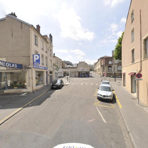 Garage St Nicolas - Parking public - Nancy
