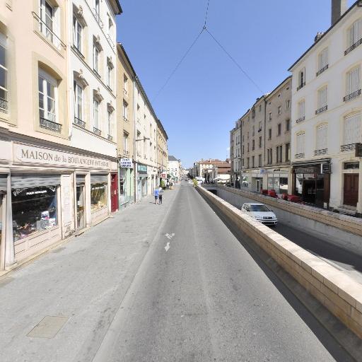 Nancy - Charles III - Indigo - Parking réservable en ligne - Nancy