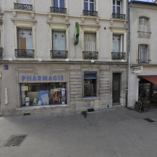 Pharmacie De La Craffe - Vente et location de matériel médico-chirurgical - Nancy