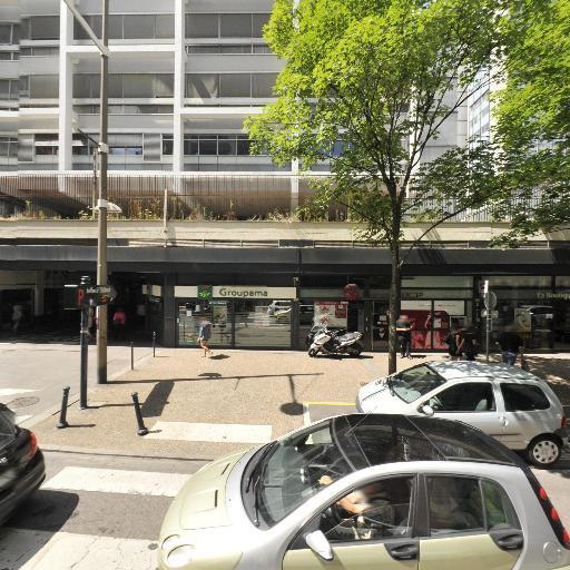 Parking Indigo - Parking public - Nancy