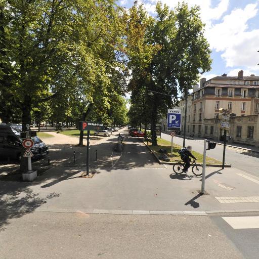 Nancy - Leopold - Indigo - Parking réservable en ligne - Nancy