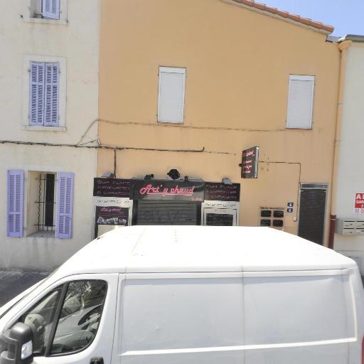 le Texier Charline - Orthophoniste - Marseille