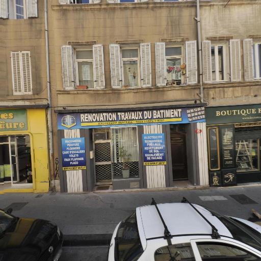RTB Rénovation Travaux Du Bâtiment - Entreprise de maçonnerie - Marseille
