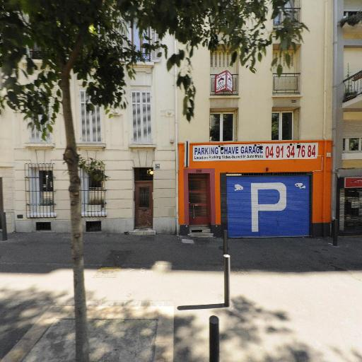 Parking Chave Garage - Parking - Marseille