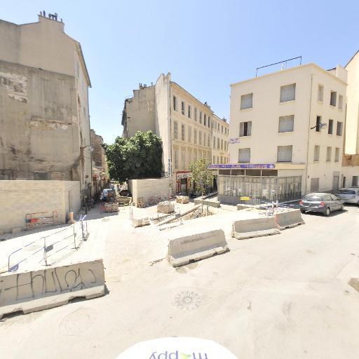 MDS de territoire Pressensé CTRE DE CIRCONSCRIP DU CENTRAL - Centre médico-social - Marseille