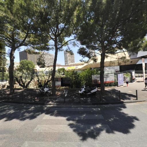 Aire de covoiturage Bourse - Aire de covoiturage - Marseille