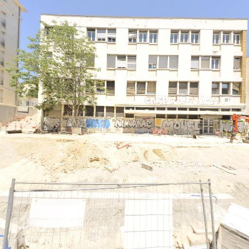 Centre Hospitalier Spécialisé Edouard Toulouse - Hôpital - Marseille