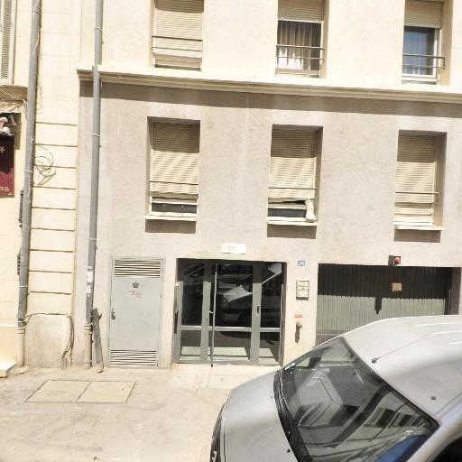 Résidences sociales - Parc II - Maison de retraite et foyer-logement publics - Marseille