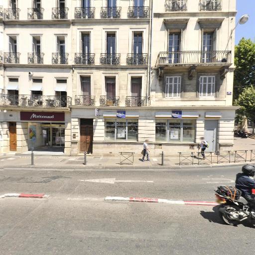 Albertin Brice, Joseph Tanguy, Jean Font - Huissier de justice - Marseille