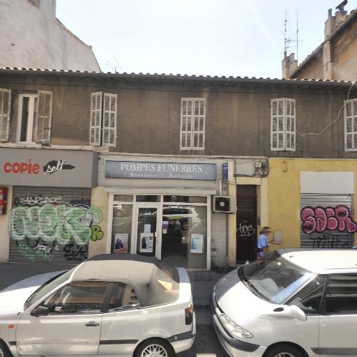 Pompes Funèbres et Marbrerie Blondeau-Noirault - Pompes funèbres - Marseille