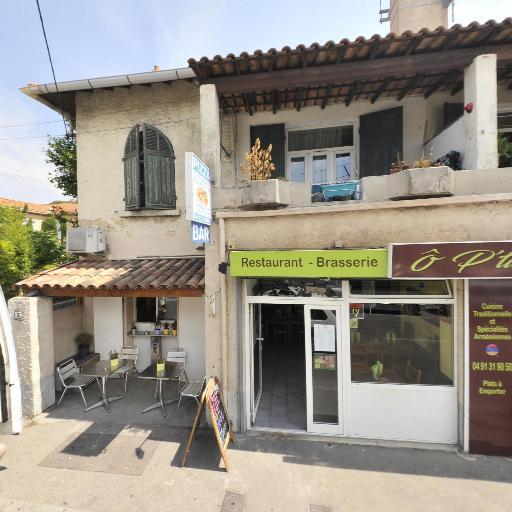 O P'tit Bistro - Restaurant - Marseille
